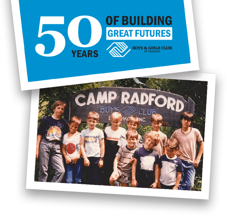 50 years of building great futures